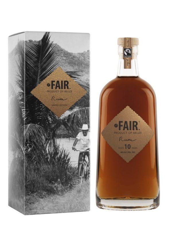 FAIR 10 ans Rum Belize