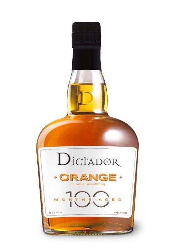 DICTADOR 100 Months Orange