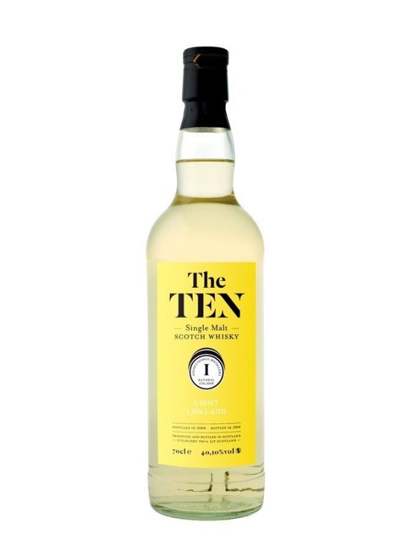 THE TEN 2004 #1 Light Lowland - Auchentoshan New Release S.V