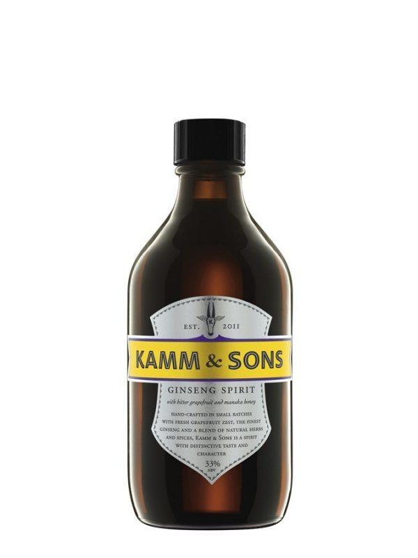 KAMM & SONS Ginseng Spirit