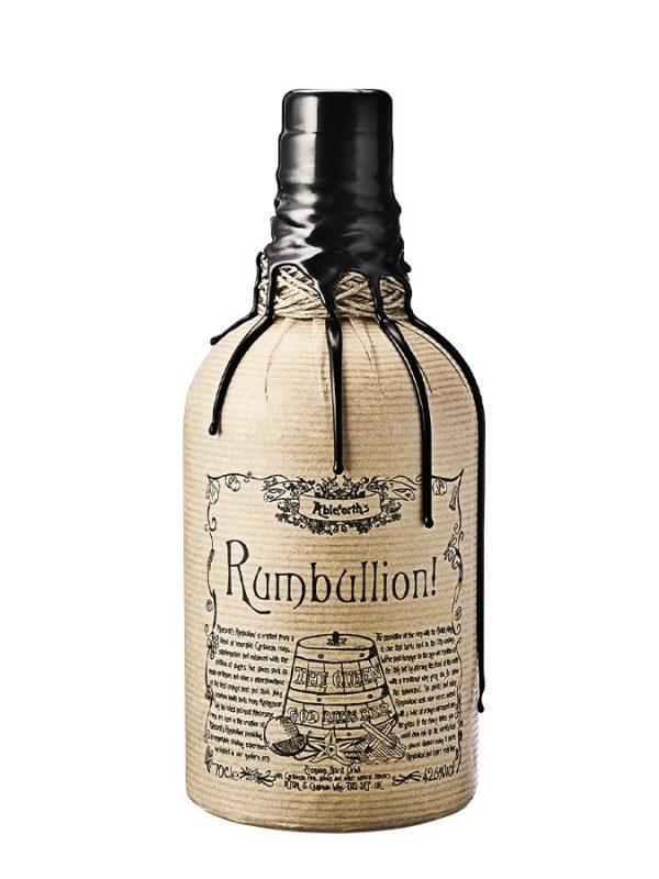 ABLEFORTH'S Rumbullion!