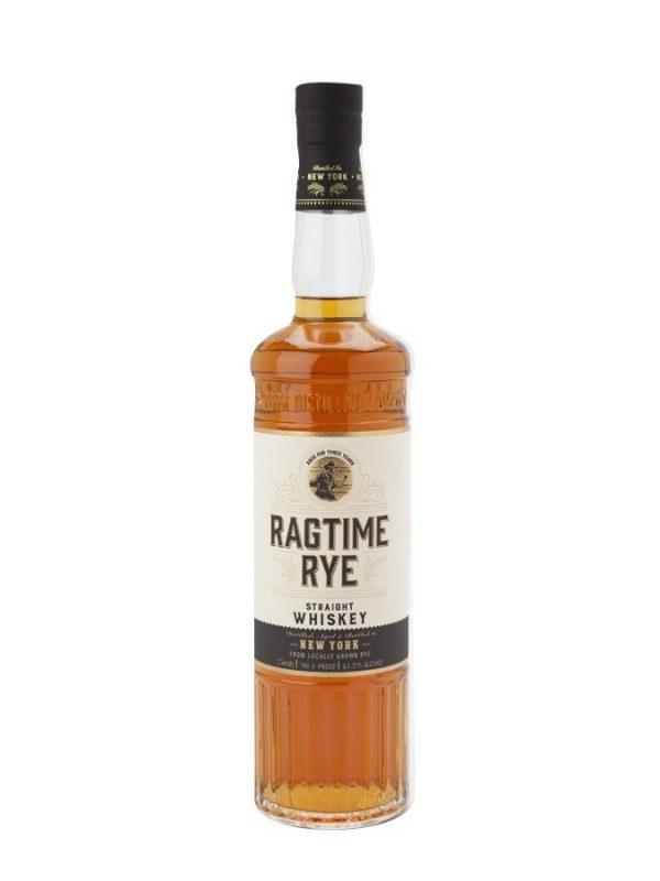 NY DISTILLING 3 ans Co Ragtime Rye Whiskey