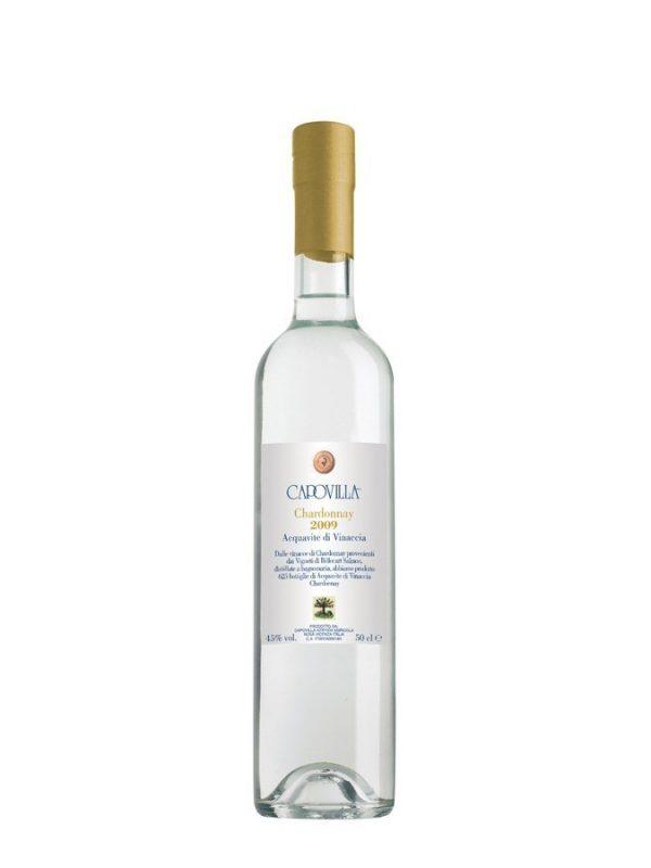 CAPOVILLA 2009 Chardonnay