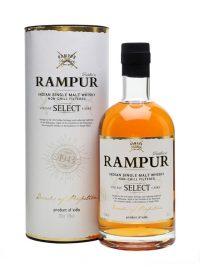 RAMPUR Indian Single Malt