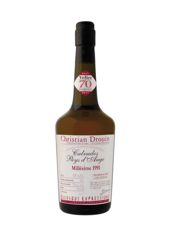 CHRISTIAN DROUIN 1991 Pays d Auge 70 ans Velier