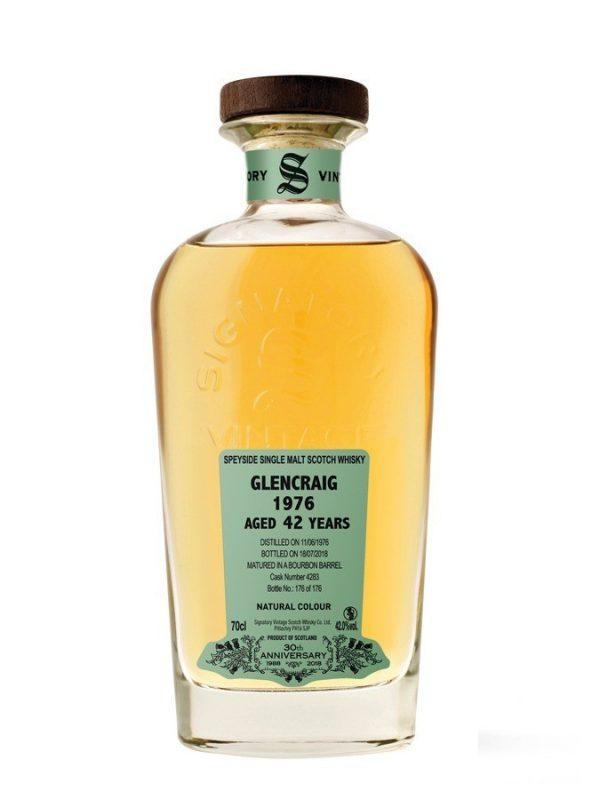 GLENCRAIG 42 ans 1976 30th Anniversary S.V