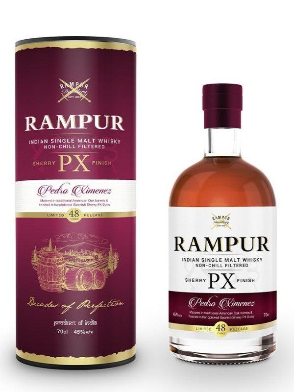 RAMPUR Sherry PX Finish