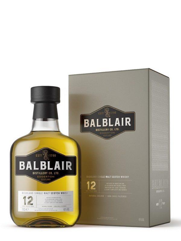 BALBLAIR 12 ans