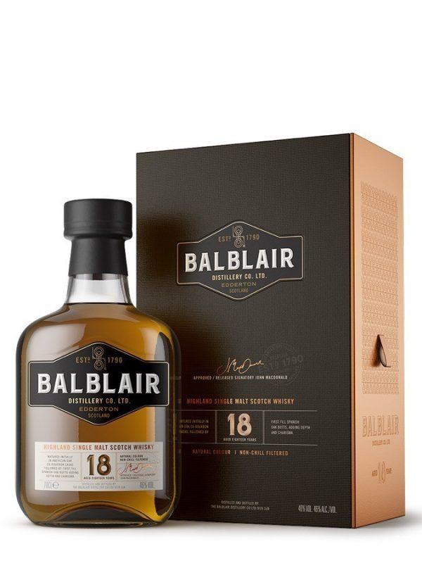 BALBLAIR 18 ans
