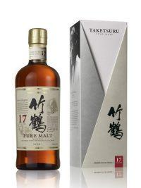 NIKKA 17 ans Taketsuru