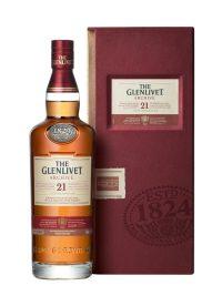 The Glenlivet 21 Years Old