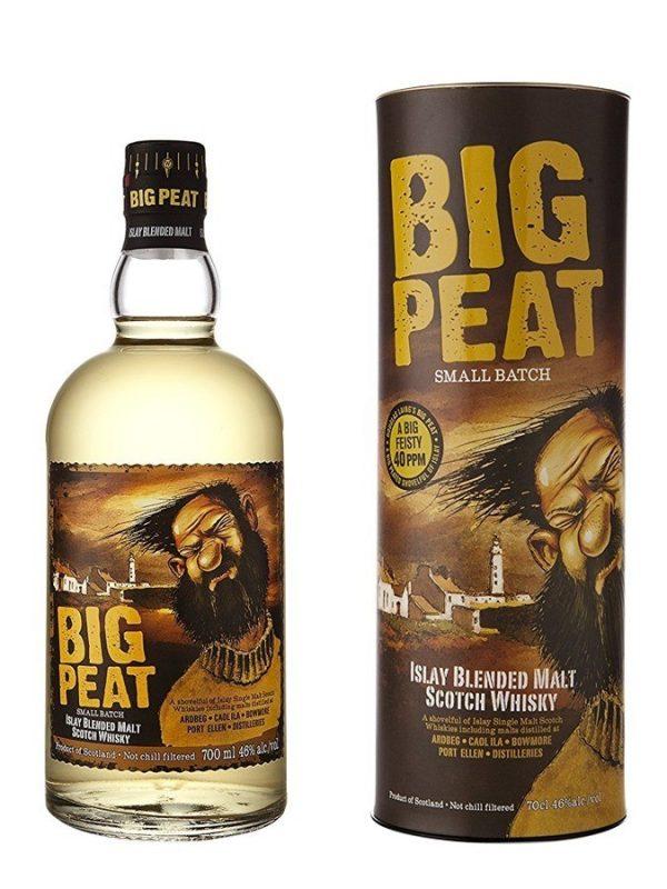 Big Peat NAS (Gift Tube)