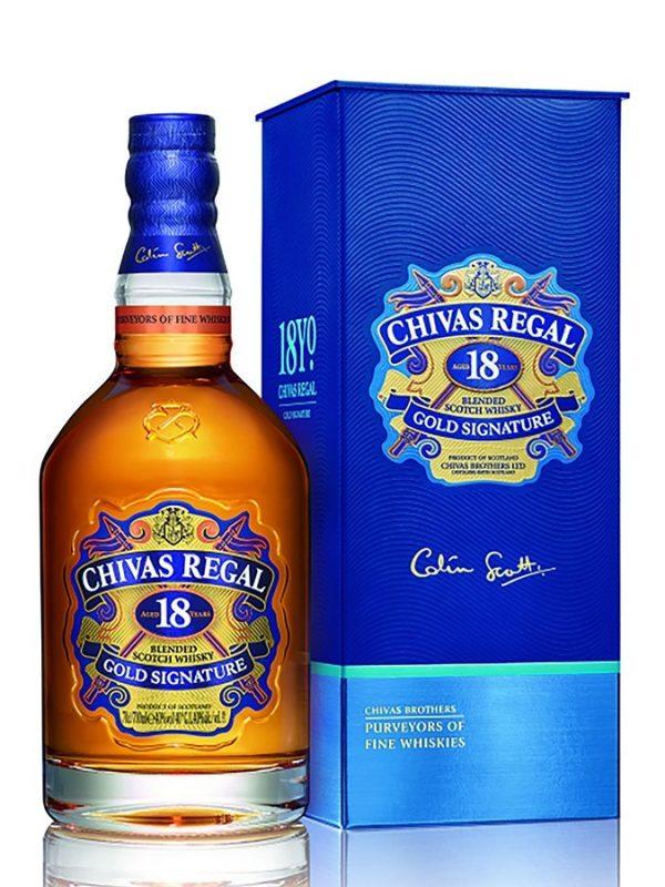 Chivas Regal 18 Years Old 70cl