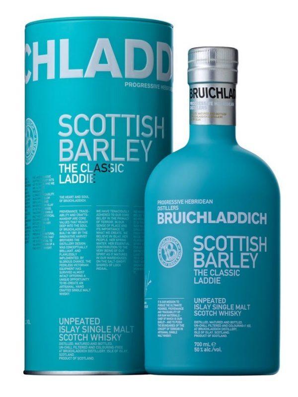 BRUICHLADDICH Classic Laddie Scottish Barley 50%