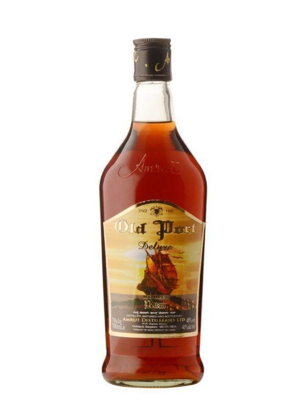 AMRUT Old Port Rum Indian Rum