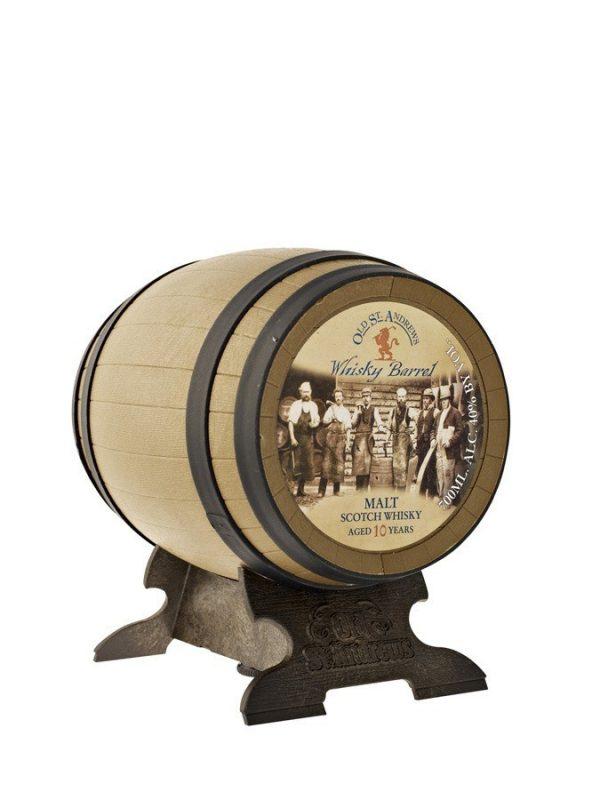 OLD ST ANDREWS Whisky Barrel Bouteille Originale O.S.A.