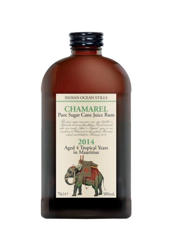 CHAMAREL 4 Year 2014 58%
