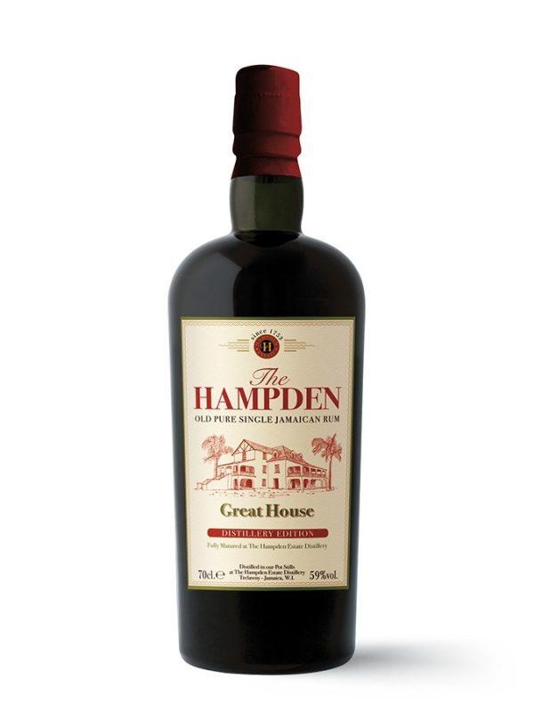 HAMPDEN Great House Distillery Edition