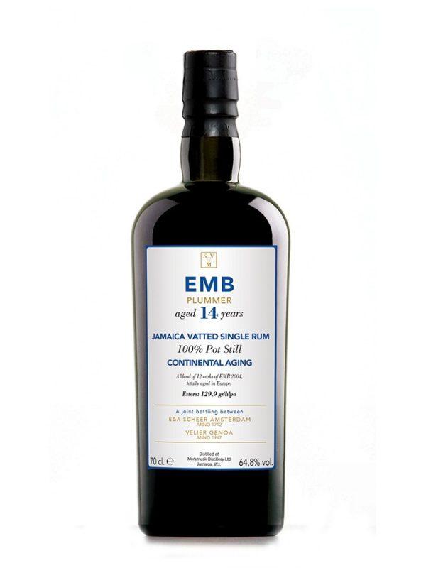 SVM 14 YO EMB Blend continental aging plummer