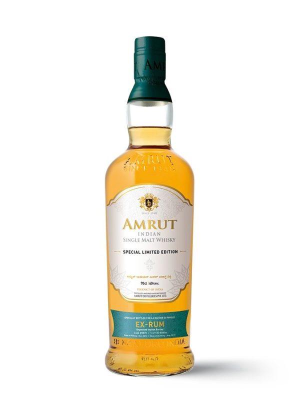 AMRUT 6 YO Ex-Rum Single Cask The Little Big Book 60%