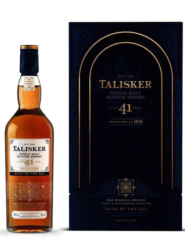 TALISKER 41 ans