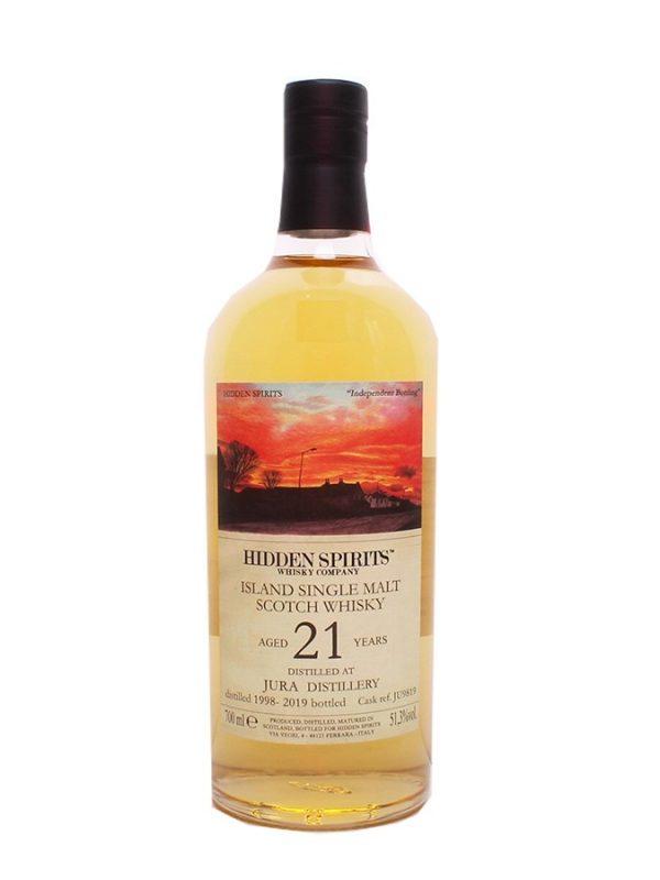 JURA 21 Year 1998 Hidden Spirits 51