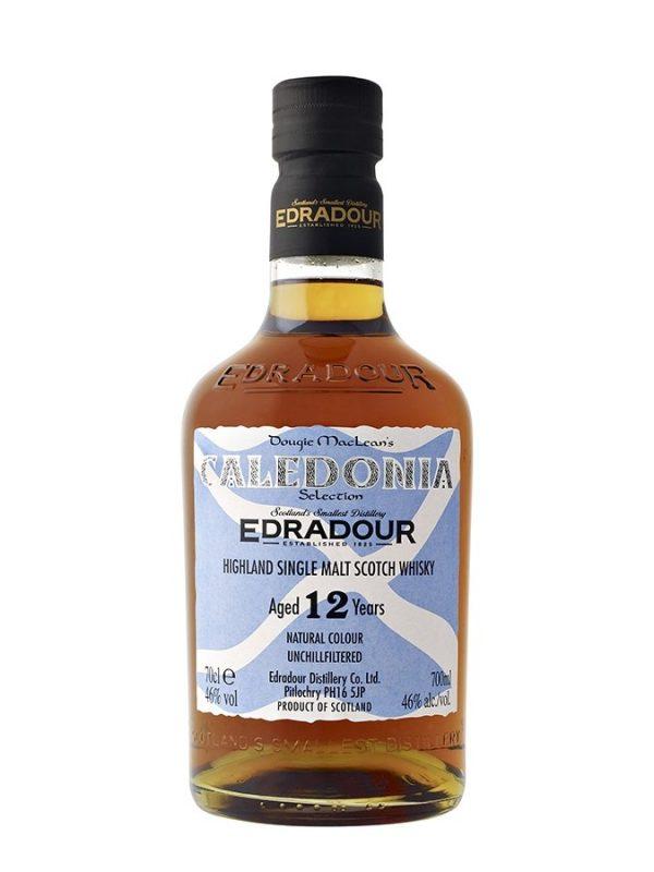 EDRADOUR 12 Year Old Caledonia 46%