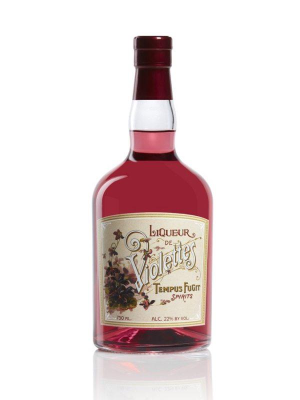 TEMPUS FUGIT Liqueur de Violette 22%