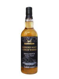 BLENDED MALT Smokey Peated - Batch 1 48%