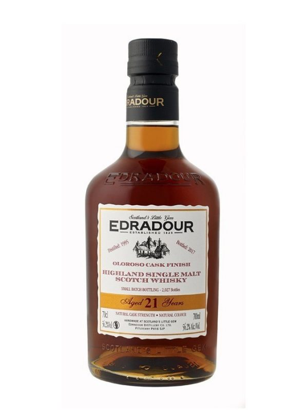 EDRADOUR 21 Year Old 1995 56