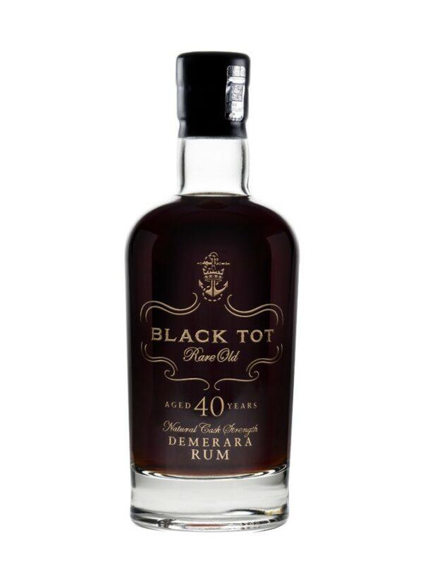 BLACK TOT Demerara 44