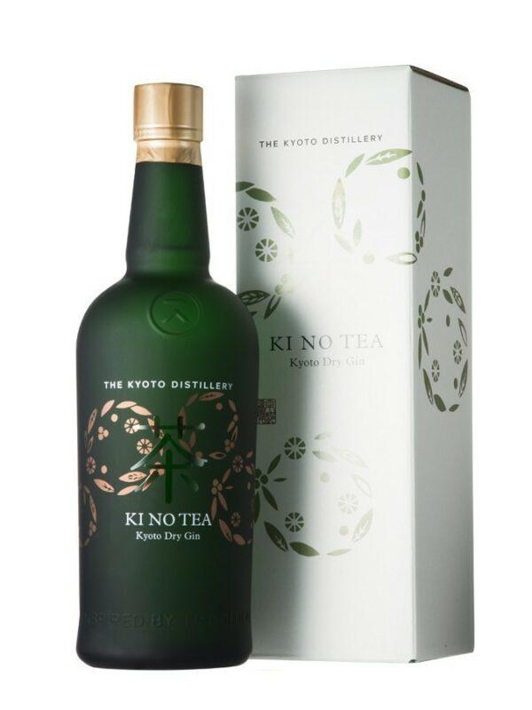 KI NO TEA Kyoto Dry Gin 45