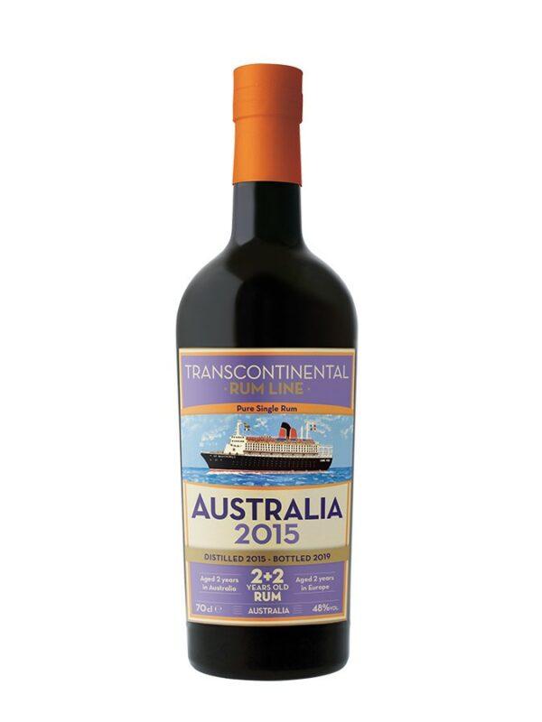 AUSTRALIA 2015 TCRL