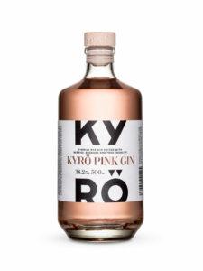 KYRO Pink Gin 38.20%
