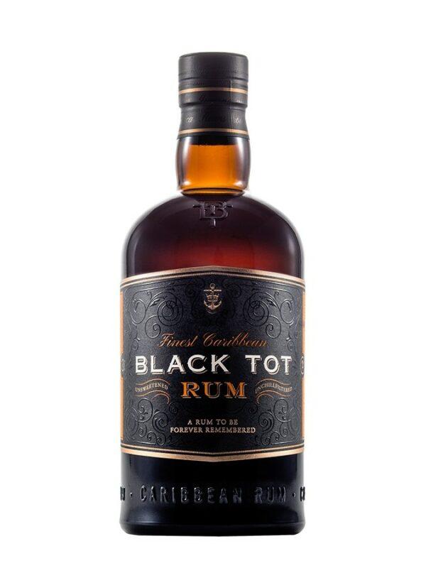BLACK TOT Finest Caribbean 46.2%