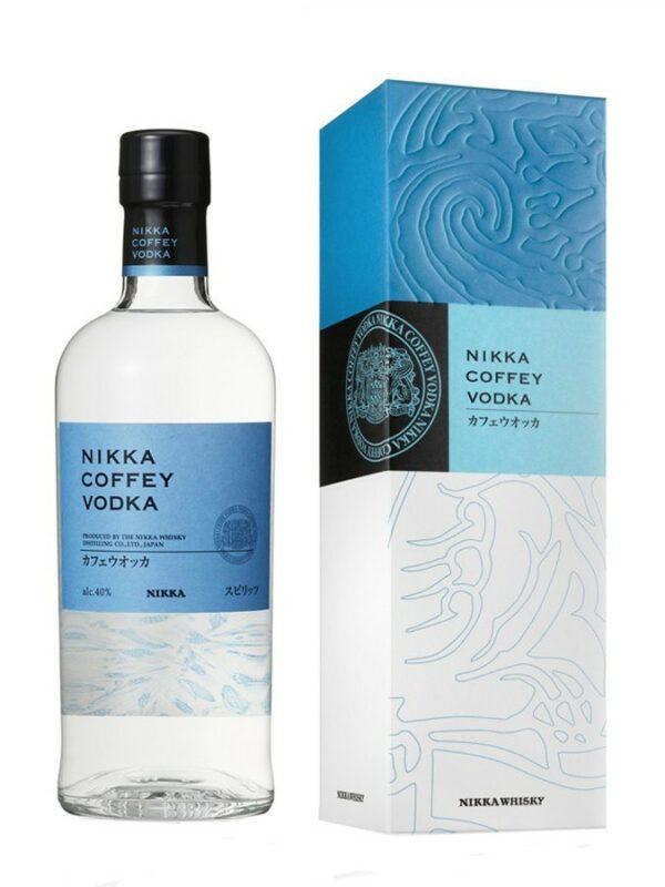 NIKKA Coffey Vodka 40%