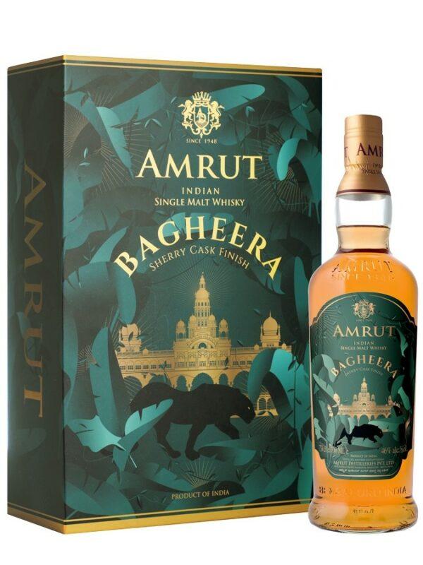 AMRUT Bagheera Gift Box 2 Glasses