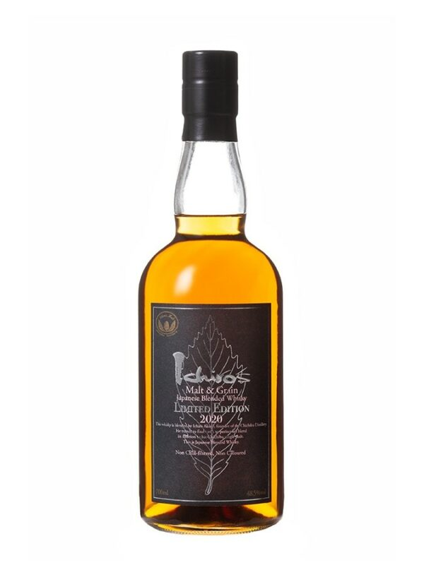 ICHIRO'S MALT MALT & GRAIN Japanese Blended Whisky Limited Edition 2020