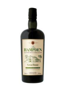 HAMPDEN Great House Distillery Edition 2020 59%