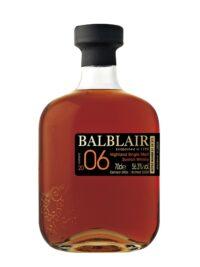 BALBLAIR 14 YO 2006 Single Cask Sherry 56.3%