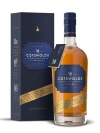 COTSWOLDS Single Malt Founder's Choice Cask Strength 60.5%