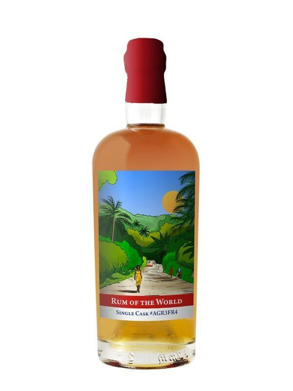 RUM OF THE WORLD Antilles Françaises Vieux Agricole AGR3FR4
