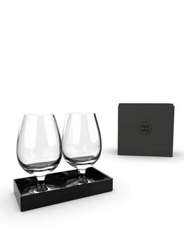 WHISKY TASTER LMDW Box 2 Glasses